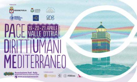 Torna il Progetto Pace Diritti Umani Mediterraneo – PaDUMe