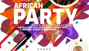 African Party – La grande festa dell'integrazione