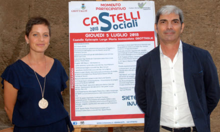 """Castelli Sociali"" a Grottaglie. Parola d'ordine: Insieme per costruire comunità…"