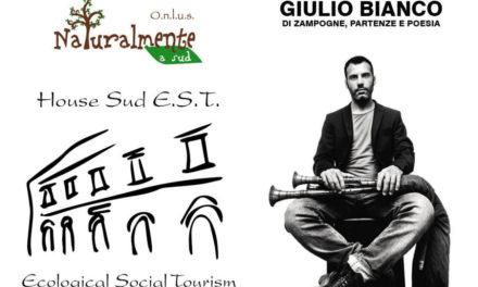"""Progetto """"House Sud E.S.T. – Ecological Social Tourism"""",attività sociali ed iniziative culturali in stazione"""