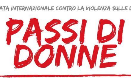 """Giornata Internazionale contro la violenza sulle donne, """"Passi di Donne"""" a Grottaglie"""