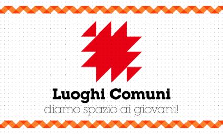Al via LUOGHI COMUNI: dall'11 dicembre la candidatura degli spazi