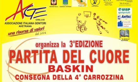 Partita del Cuore il 23 ad Avetrana: la solidarietà in campo!