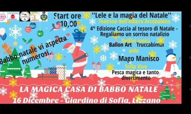 """""""La Magica Casa di Babbo Natale"""""""