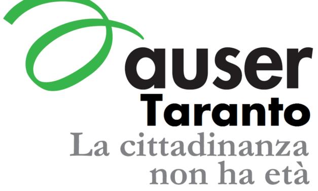 Continuano le attività dell'Auser Taranto.