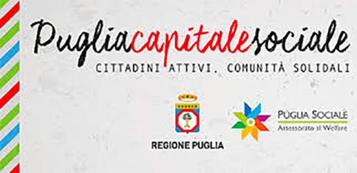 PugliaCapitaleSociale 2.0 – nuovo incontro di presentazione