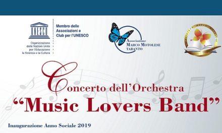 Si inaugura l'anno sociale Club per l'UNESCO di Taranto e Associazione Marco Motolese