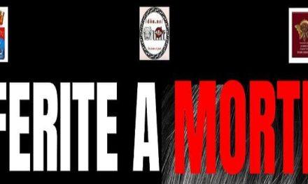 """8 marzo: a Taranto il reading teatrale a più voci """"Ferite a morte"""""""