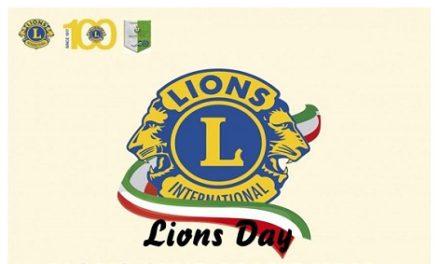 """Screening gratuito della vista e raccolta di occhiali usati per il """"Lions Day"""""""
