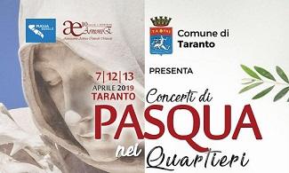 """""""Concerti di Pasquanei Quartieri"""""""