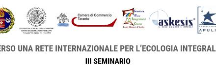 Rete InternL'ecologia integrale. Il 30 maggio nella Cittadella delle imprese l'incontro con Mauro Magatti.