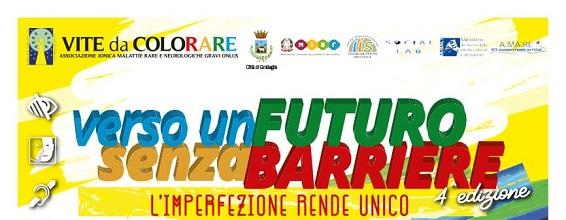 IV^ edizione di VERSO UN FUTURO SENZA BARRIERE