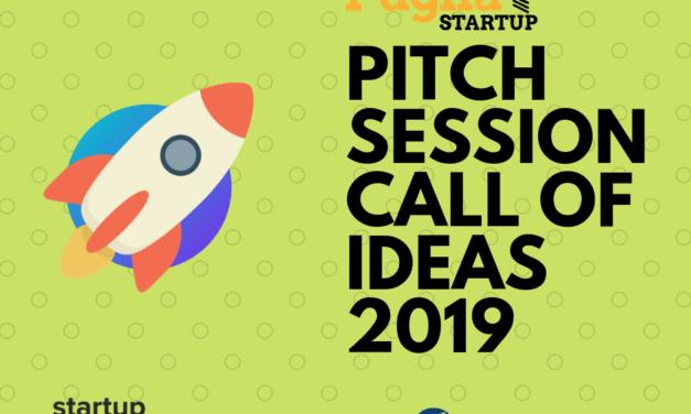 """Puglia startup Pitch Session 2019"""