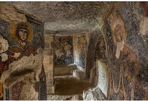 Le cinque chiese rupestri di Mottola