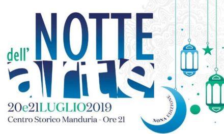 """""""Notte dell'Arte"""" IX edizione"""