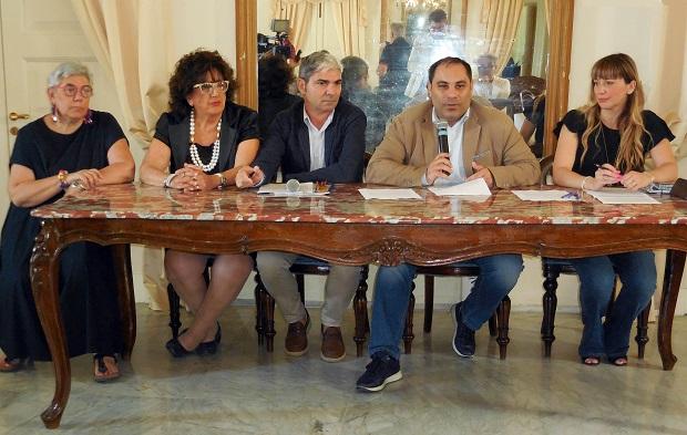 Firmato Protocollo d'Intesa con il Comune di Taranto