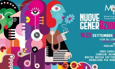 12ª edizione del Meeting del Volontariato: Nuove Generazioni…i giovani al centro