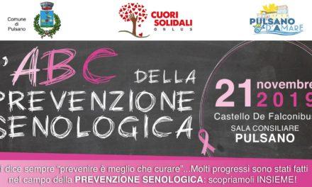 L'ABC della prevenzione senologica