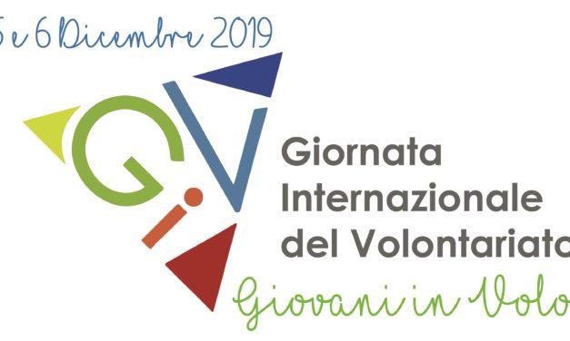 Giovani in Volo. oltre l'indifferenza per la Giornata Internazionale del Volontariato