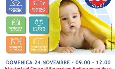 Bimbi Sicuri. Come prevenire gli incidenti in età pediatrica.