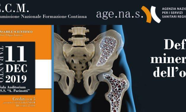 Deficit minerale dell'osso. Focus sulla prevenzione, cure e rimedi naturali