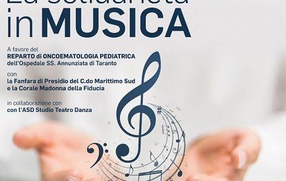 """""""La solidarietà…in musica"""", II edizione"""