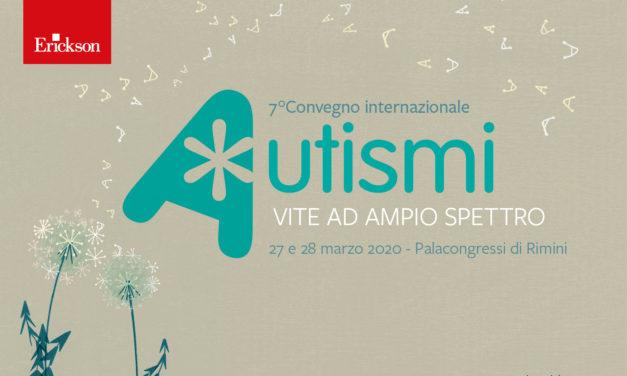 A Riminiil Convegno Erickson Autismi – Vite ad ampio spettro, VII edizione