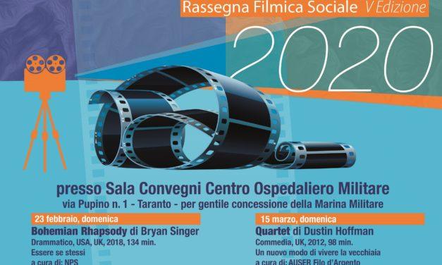 V edizione della Rassegna Filmica Sociale 2020