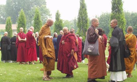 Emergenza Covid19. Dall'Unione Buddhista italiana un sostegno alla Protezione Civile e al Terzo settore