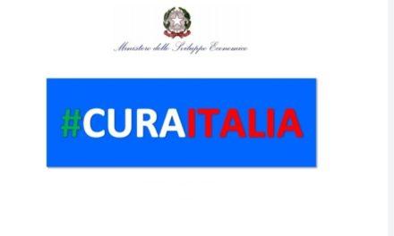 DL Cura Italia. Importanti provvedimenti e  proroghe per il Terzo settore