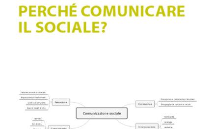 """""""Perché comunicare  il sociale?"""" di Giulio Sensi e Andrea Volterrani – Maggioli Editore"""
