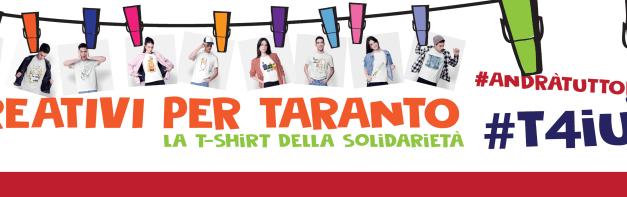 Creativi per Taranto: al via la raccolta fondi di Europa Solidale e Rotaract club