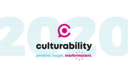 Bando Culturability 2020. Rigenerare spazi da condividere