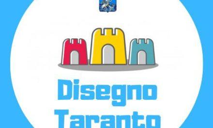 """""""Disegno Taranto"""", il contest grafico del Comune di Taranto per le scuole elementari e medie"""