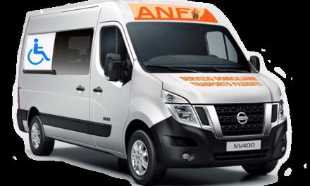 Il trasporto oncologico gratuito di ANF