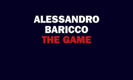 """""""The Game"""" di Alessandro Baricco – Einaudi Editore"""