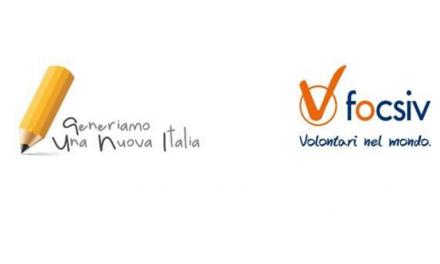 """Progetto """"Generiamo una Nuova Italia"""", evento nazionale finale"""
