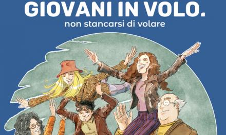 Giovani in Volo. Non stancarsi di volare – Il CSV presenta il libro il 20 luglio