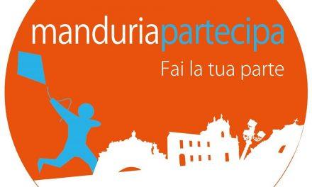 "Progetto ""Manduria Partecipa"""