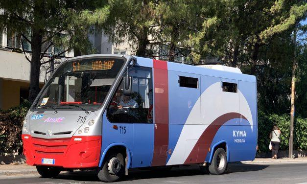Giro d'Italia a Taranto: Kyma Mobilità per i disabili