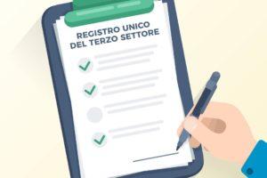 Pubblicato il decreto attuativo del Registro Unico Nazionale del Terzo Settore