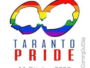 """""""Taranto Pride 2020"""", 3^ edizione"""