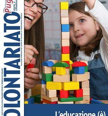 L'educazione (è) possibile – Volontariato Puglia – Ottobre 2020