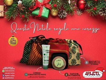 Campagna Raccolta Fondi di Natale 2020 APLETI a favore del reparto di Oncoematologia Pediatrica del Policlinico di Bari