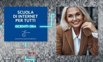 Operazione risorgimento digitale la Scuola di Internet per tutti