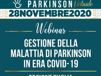 Giornata della Malattia di Parkinson 2020