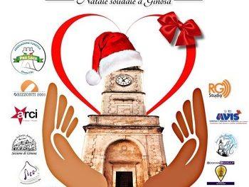 """""""Natale Nella Città Natale – Natale solidale a Ginosa"""""""