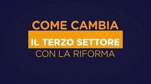 """E' on line, in versione totalmente rinnovata, il sito web """"Cantiere terzo settore"""""""
