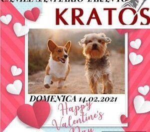 OIPA Taranto festeggia la giornata di San Valentino in canile