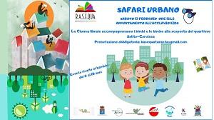 Safari urbano. Conosciamo il quartiere Solito-Corvisea con Ciurma – libreria per bambini